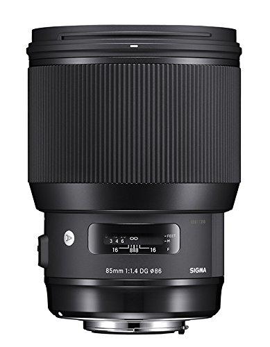 Sigma 85mm f/1.4 DG HSM Art Lens for Nikon F (321955)