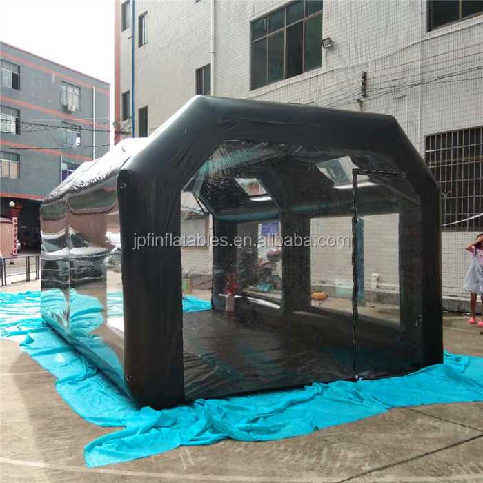 2019 New arrival inflatable paint booth for cars