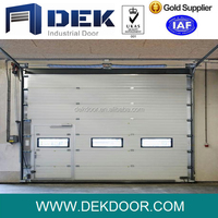 Industrial Sectional Overhead Garage Doors