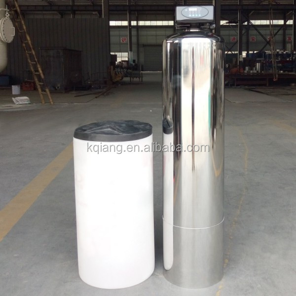 sus304 resin stainless steel softener vessel