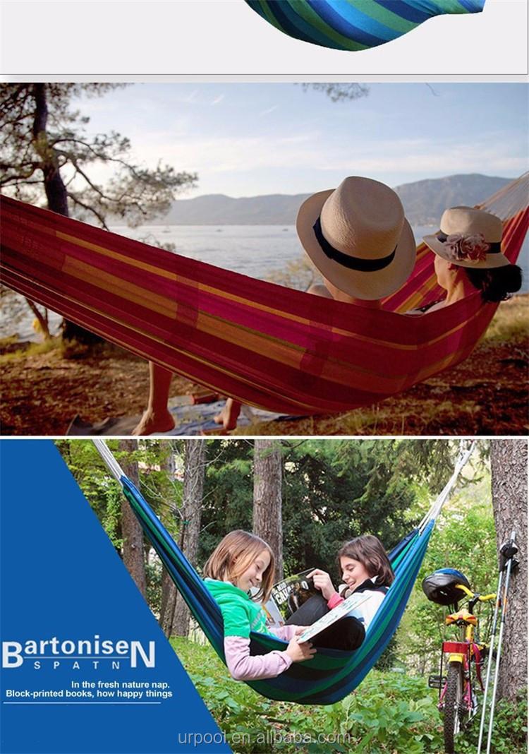 leisure camping hammock buy outdoor hammock bed outdoor leisure