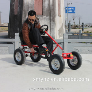 outdoor amusement park Best price adult racing go kart