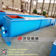 handling bulk material screw auger feeder wood chip conveyor systems
