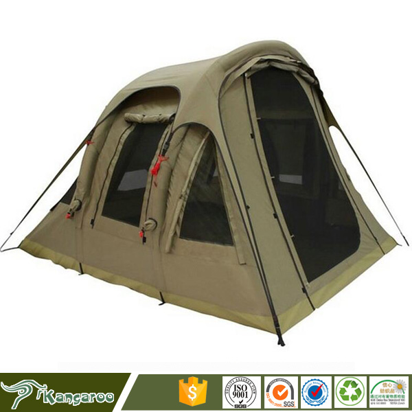5-8 Persons Camping Military Waterproof Hunting Tents