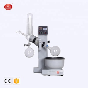 Hot Fractional Distillation Rotary Evaporator in the Lab