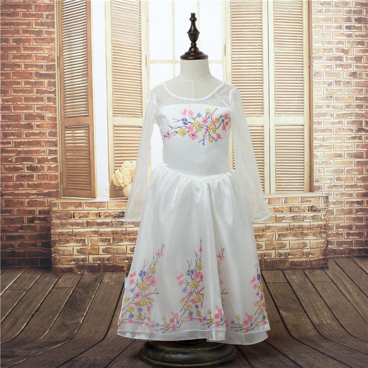 Free Shipping 10pcs 2015 New Girls Movie Cosplay Costume Fairy Cinderella Princess font b Dress b