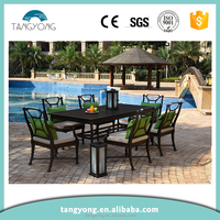 High quality garden furniture outdoor sets patio