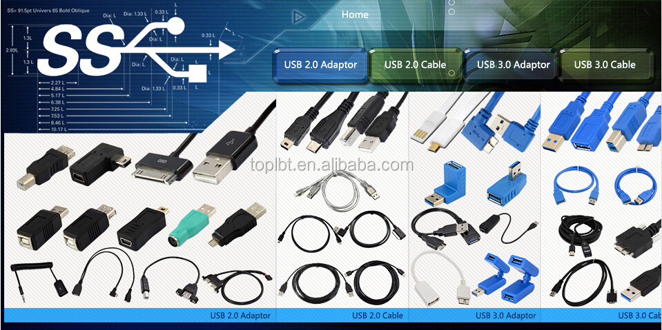24v To 1x8 Powered Usb Cable For Ibm 4610 Printer