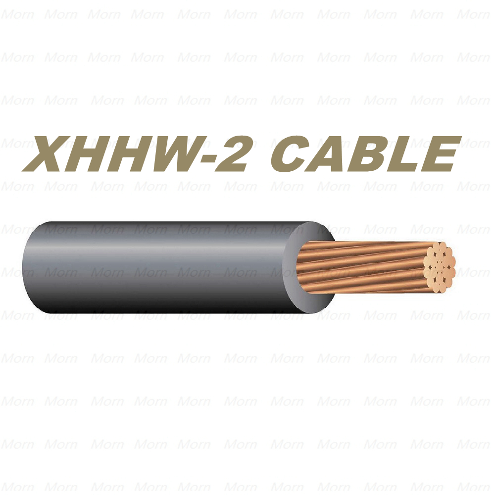 Xhhw-2 Building Wire With Copper Conductor Xlpe Insulation And ...