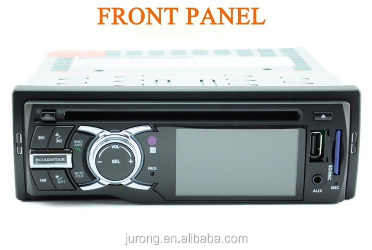 1 din 3 inch screen bluetooth car dvd player