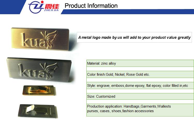 Quality and quantity assured decorative handbag hardware