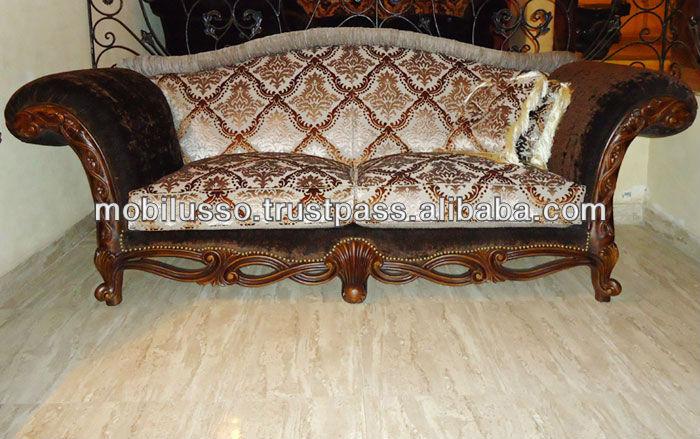 Luxury Classic Furniture Sofa Set For Living Room Buy Royal