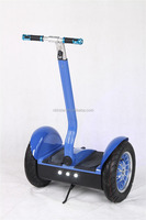 CE approved high speed electric scooter off road,scooter with handle,electric chariot scooter