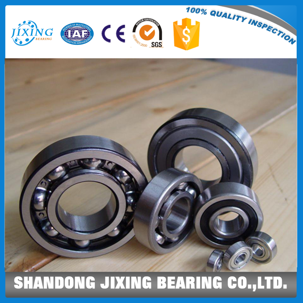 Deep Groove Ball Bearing 61801 Open ZZ/Z 2RS/RS OEM Goods In Stock Chrome Steel From China