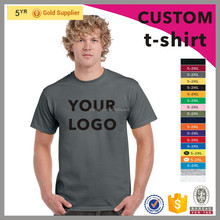 2017 NEW PRODUCT custom your own design printed logo cheap t-shirt
