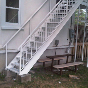Metal Staircase Cost, Metal Staircase Cost Suppliers And ...