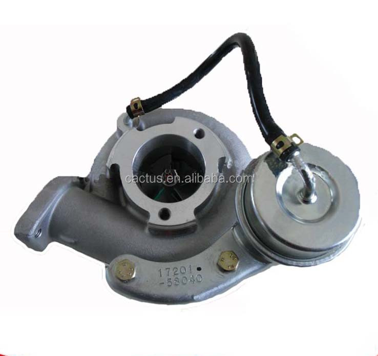 CT12B turbo 17201-58051 forTOYOTA turbo rcharger 17201-58040