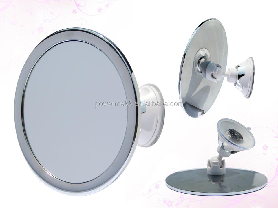 Spiegel Met Zuignap : Fogless spiegel zuig spiegel wandmontage buy fogless badkamer