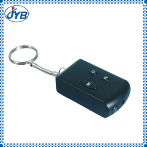 mini car hidden video camera hd keychain