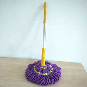 Wholesale Professional Microfiber Twist Easy Magic House Cleaning Products Wring Super Mop