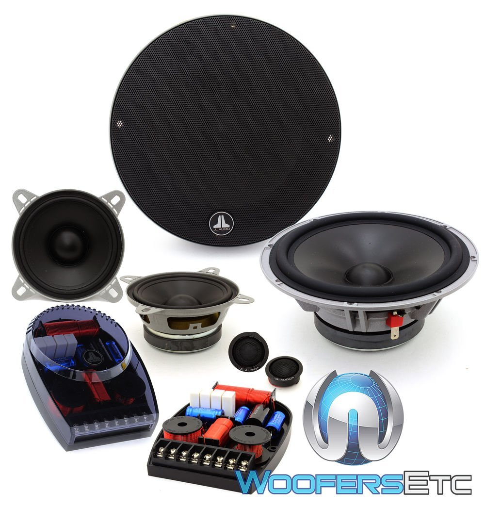 "Get Quotations · JL Audio C5-653 Evolution C5 Series 6.5"" 3-Way Component  System"