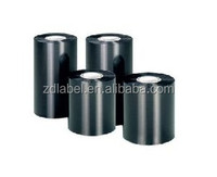Label ribbon , Thermal transfer wax/resin ribbon Premium resin for zebra printer