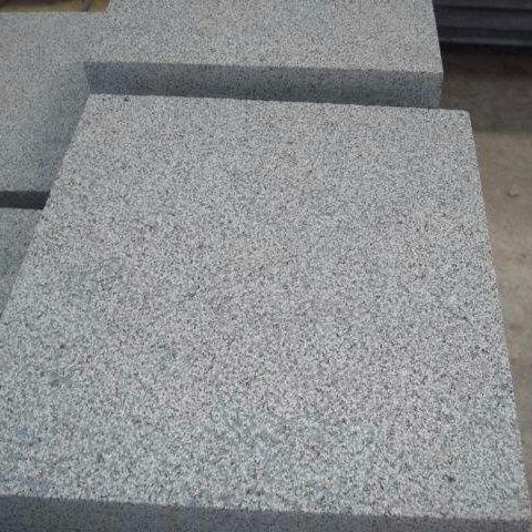 G654 Granite Granitplatten Padang Dunkel Terrassenplatten Granit