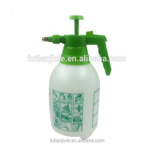 2L high pressure plastic spray bottle