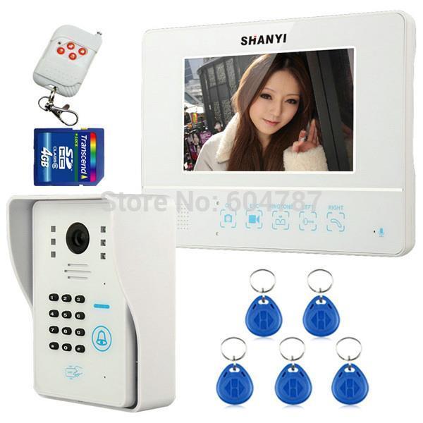 Cheap Wireless Video Door Intercom Systems Find Wireless Video Door