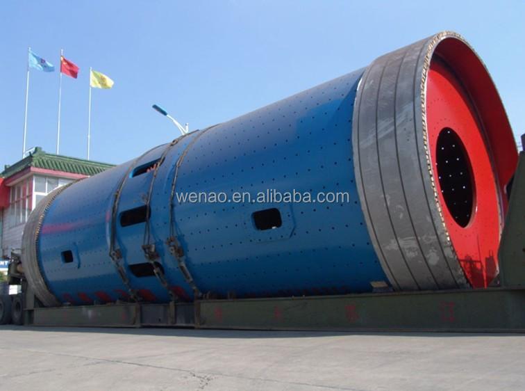 Sell Internal Diameter 3.8m And 7.5m Shell Length Slide Shoe Ball ...