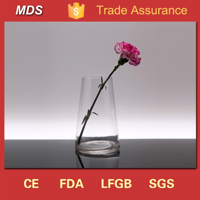 Trapezoid Gl Vases Wholesale, Vases Suppliers - Alibaba on