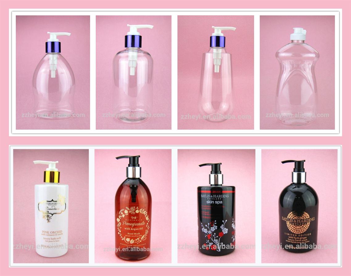 5 uncja 150 ml स्पष्ट प्लास्टिक वर्ग पीईटी बोतल के लिए खाली कॉस्मेटिक पैकेजिंग