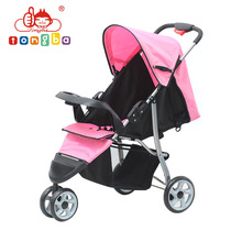 Baby Stroller With Hand Push Bar