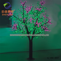 QTY Of LEDs 1344PCS Lilac decoration for a christmas fashion show