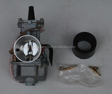 Carburetor 32mm PWK 2-stroke racing flat side the OEM OKO carb