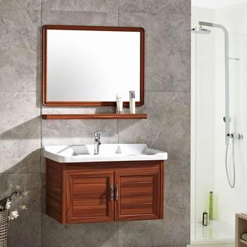 Modern Design Bathroom Cabinet Vanity With Counter Top