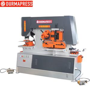 Durmapress Q35Y-25 hydraulic ironworker for sale craigslist