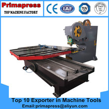 J21S-deep throat sheet metal perforating machine cnc punch machine