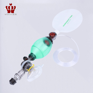 Hot sales green child resuscitator