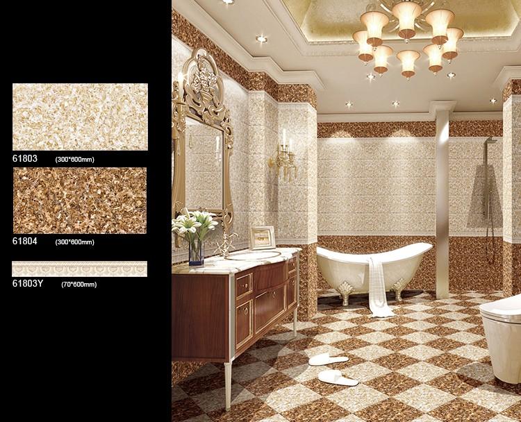 Ceramica bagno e cucina piastrella di disegno del fiore buy