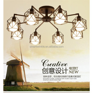 hot sale Tiffany pendant lamp chandelier light ceiling led