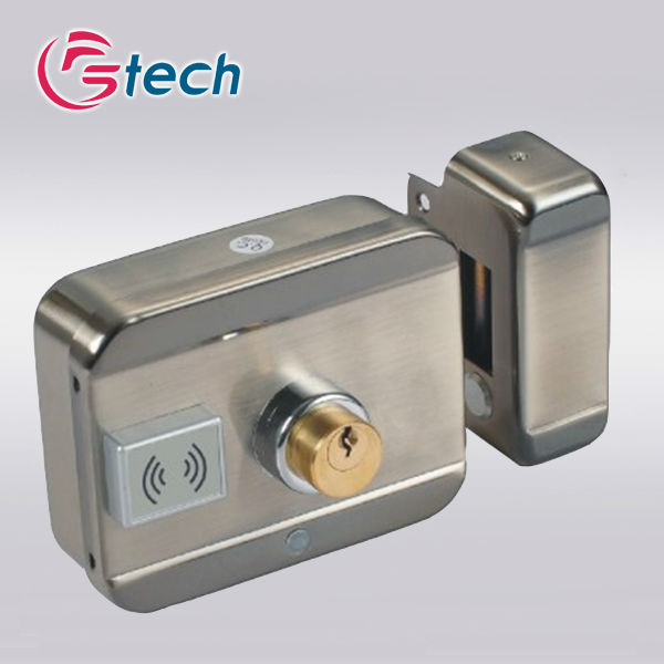 electric rim lock manufacturer electric rim locks double cylinder