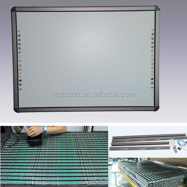 interactive whiteboard CKD/SKD solution for smart board easy install