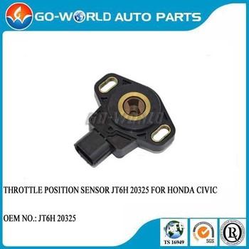 Tps Sensor For Honda Civic Jt6h 20325 Original Throttle Position Sensor  Original Part - Buy Tps Sensor,Throttle Position Sensor,Jt6h Product on