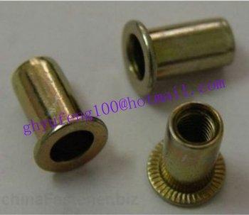 Stainless Steel Pop Rivets Nut;bolt;m5 Rivet Nut;round Nut