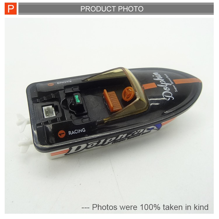Mini finger wonderful electric remote control toy rc speed boat