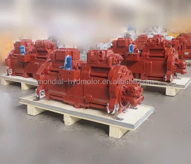 Hydraulic pump K3V series kayaba hydraulic pump