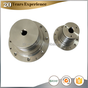 Excellent CNC turning Products, Stainless steel lamp parts,made in Chia.