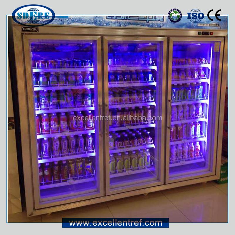 Glass Door Freezer Cola Supplieranufacturers At Alibaba Com