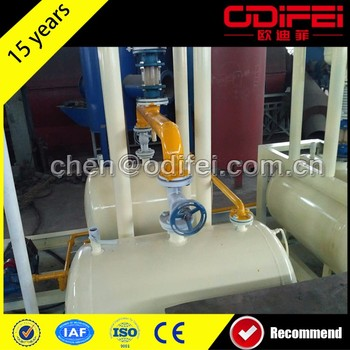 Hot selling best quality transformer oil purifier plant used tyre recycling plant tyre recycling plant